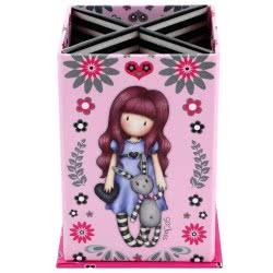 Santoro London Gorjuss Fiesta Pen Holder Μολυβοθήκη - My Gift To You 404GJ05 5018997625163