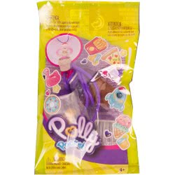 Mattel Polly Pocket Mini - Accessories With Doll GHL06 / GFP64 887961795899