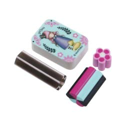 Santoro London Gorjuss Fiesta Mini Eraser Σετ 4 Σβήστρες - The Dreamer 920GJ02 5018997625446