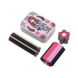 Santoro London Gorjuss Fiesta Mini Eraser Σετ 4 Σβήστρες - My Gift To You 920GJ03 5018997625125