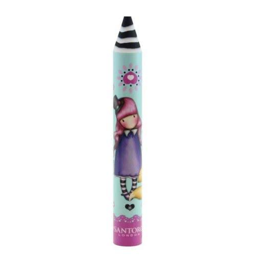 Santoro London Gorjuss Fiesta Pencil Shaped Σβήστρα Σε Σχήμα Μολυβιού - The Dreamer ( Σιελ ) 798GJ04 5018997625101