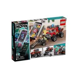 LEGO Hidden Side El Fuegos Stunt Truck Ακροβατικό Φορτηγό Του Ελ Φουέγκο 70421 5702016365436