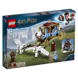 LEGO Harry Potter Beauxbatons Carriage: Arrival At Hogwarts 75958 5702016604122