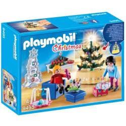 Playmobil Christmas Χριστουγεννιάτικο Σαλόνι 9495 4008789094957