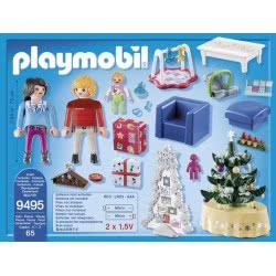 Playmobil Christmas Living Room 9495 4008789094957