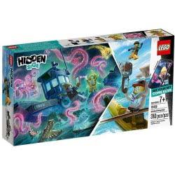 LEGO Hidden Side Wrecked Shrimp Boat 70419 5702016365412