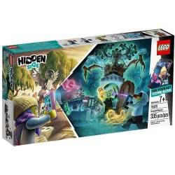 LEGO Hidden Side Graveyard Mystery Το Μυστήριο Του Νεκροταφείου 70420 5702016365429