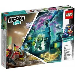 LEGO Hidden Side J.B.S Ghost Lab Εργαστήρι Φαντασμάτων Του J.B. 70418 5702016365405