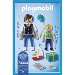 Playmobil Play And Give Godfather 70333 4008789703330