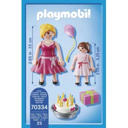 Playmobil Play And Give Νονά 70334 4008789703347