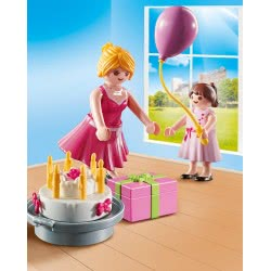 Playmobil Play And Give Godmother 70334 4008789703347