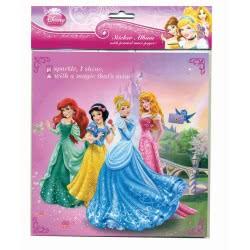Gim Album Για Αυτοκόλλητα Disney Princess 771-14291 5204549062221