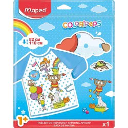 Maped Color Peps Early Age Παιδική Ποδιά Ζωγραφικής 820310 3154148203100