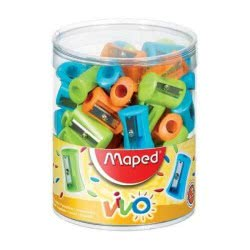 Apontador Maped Metalico Vivo 1 Furo 506300 3154145063004