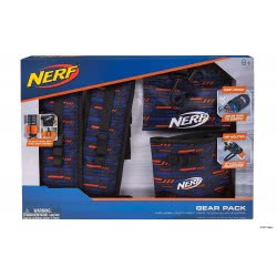 Jazwares NERF Elite Mobile Gear Pack JW011522 0681326115229