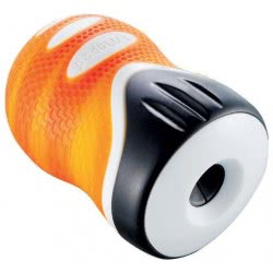 Maped Clean Grip Sharpener Single - 5 Colours 014111 3154140141110