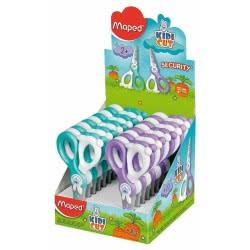 Maped Kidi Cut Kids Scissor 12 Cm - 2 Colours 137702 3154141377020