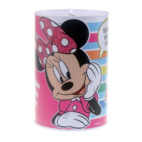 Diakakis imports Minnie Mouse Κουμπαράς Μεταλλικός 10X15 Cm 000562214 5205698430527