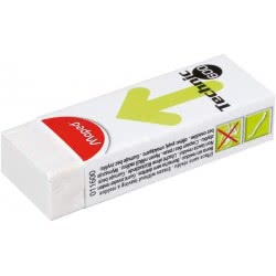 Maped Technic 600 Eraser White 011600 3154140116002