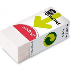 Maped Technic 300 Eraser White 011301 3154140113018