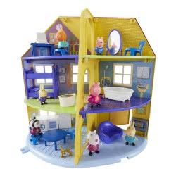 GIOCHI PREZIOSI Peppa Pig Peppas Family Home PPC22000 8056379034179