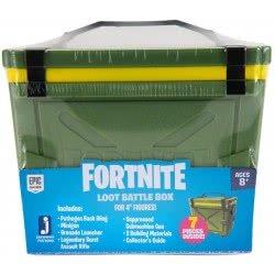 GIOCHI PREZIOSI Fortnite Loot Battle Box Με 7 Αξεσουάρ FRT53000 8056379088486