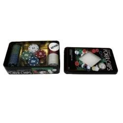 ZITA TOYS Poker Με Μάρκες 008.T100 5204258060808