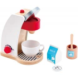 Hape Playfully Delicious My Coffee Machine E3146 6943478019324