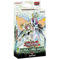 κάισσα Yu-Gi-Oh Rokket Revolt Structure Deck KON741696 4012927741696