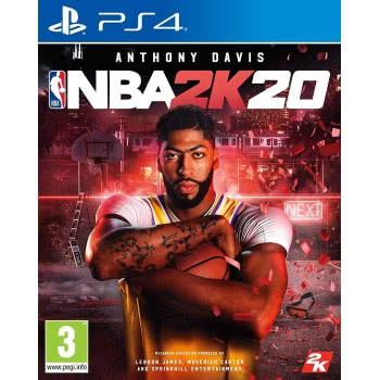 2K Games PS4 NBA 2K20 Standard Edition ( Greek ) 5026555426787 5026555426787