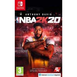 2K Games Nintendo Switch NBA 2K20 Standard Edition ( Greek ) 5026555067751 5026555067751