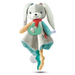 Clementoni baby Sweet Bunny Comforter Plush 1000-17272 8005125172726