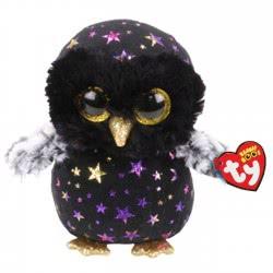 ty Hyde Halloween Owl Plush 15Cm 1607-36726 008421367269