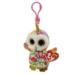 ty Enchanted Owl With Horn Clip 8,5Cm 1607-35224 008421352241