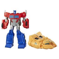 Hasbro Transformers Cyberverse Spark Armor Ark Power Optimus Prime E4218 5010993599639
