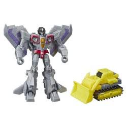 Hasbro Transformers Cyberverse Spark Armor Starscream And Demolition Destroyer E4219 / E4298 5010993600380