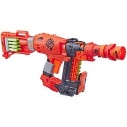 Hasbro Nerf Zombie Strike Nailbiter Zoom And Doom E6163 5010993595334