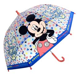 chanos Mickey Mouse Awesome Kids Umbrella 45Cm 3635 5203199036354