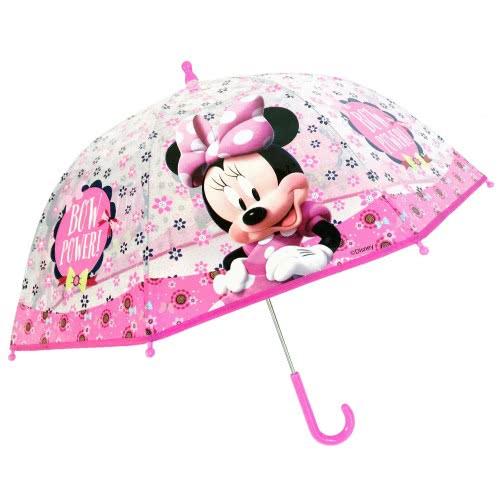 chanos Minnie Mouse Bow Power Ομπρέλα Παιδική 45Cm 3629 5203199036293