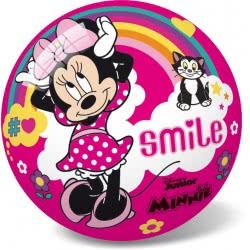 star Disney Minnie Smile Μπάλα Πλαστική 14 Εκ 12/2981 5202522129824
