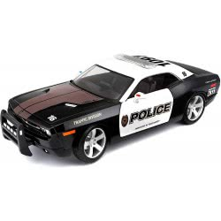 Maisto Special Edition Dodge Challenger Police 1:18 31365 090159313656