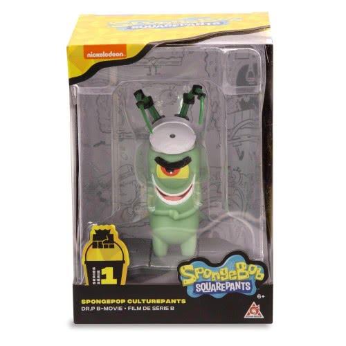 Just toys Spongebob Spongepop Culturepants Φιγούρες 12 Εκ. 690700 6911400377736