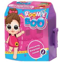 Just toys Roomie Boo Δωμάτιο Και Μωράκι Έκπληξη - Σειρά 1 RM01 8858711932323