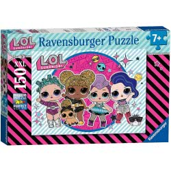 Ravensburger Παζλ 150XXL Τεμ. L.O.L. Surprise 12883 4005556128839