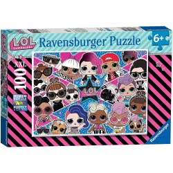 John L.O.L. Surprise Puzzle 100XXL Pieces 12882 4005556128822