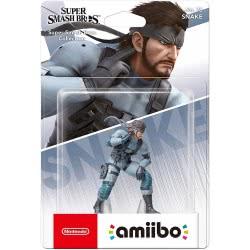 Nintendo Amiibo Super Smash Bros Snake No 75 045496380816 045496380816