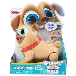 GIOCHI PREZIOSI Puppy Dog Pals Surprise Action Rolly JPL94032 886144940323