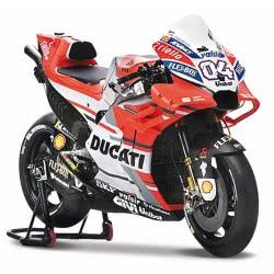Maisto Ducati Moto Gp Desmosedici Andrea Dovizioso Μηχανή 1:18 31593 090159315933