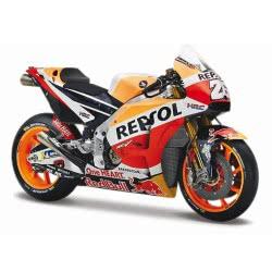 Maisto Ducati Moto Gp Honda Repsol Dani Pedrosa Motorcycle 1:18 31595 090159315957