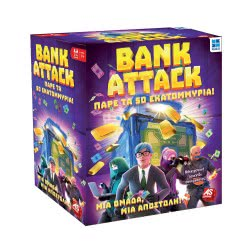As company Board Game Bank Attack 1040-20021 3760046786548